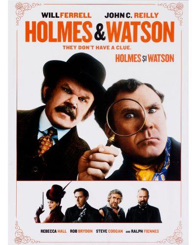 Холмс и Уотсън (DVD) - 1