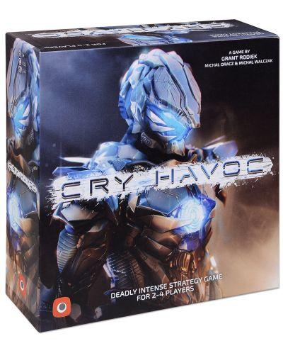 Настолна игра Cry Havoc - 1