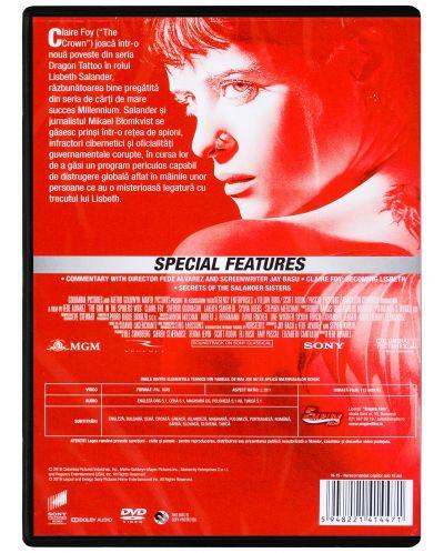 Момичето в паяжината (DVD) - 3