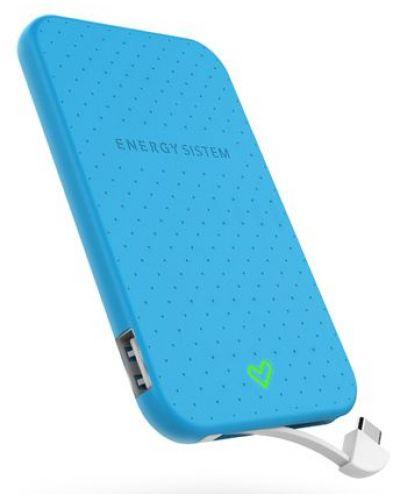 Портативна батерия ENERGY EXTRA BATTERY 2500mAh BLUE - 1
