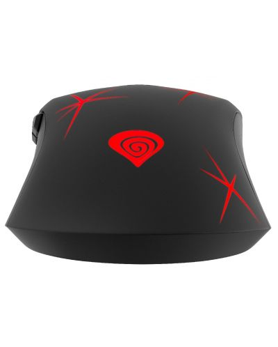 Гейминг мишка Genesis Krypton 110 - оптична, черна - 5