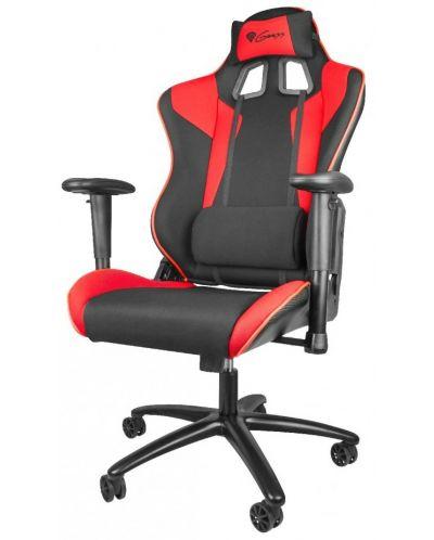 Гейминг стол Genesis - Nitro 770, черен/червен - 1