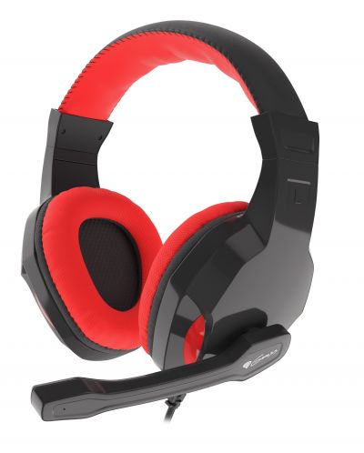 Гейминг слушалки Genesis - Argon 110, черни - 1
