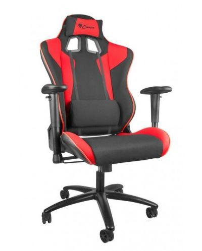 Гейминг стол Genesis - Nitro 770, черен/червен - 2
