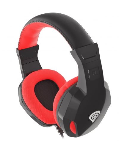 Гейминг слушалки Genesis - Argon 110, черни - 2