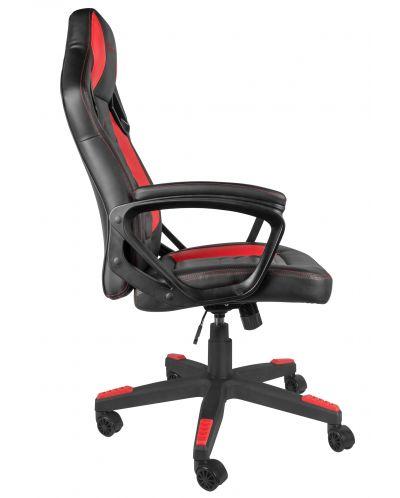 Гейминг стол Genesis - Nitro 370, червен/черен - 5