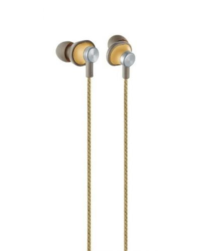 Спортни слушалки Panasonic HTX20B - жълти - 2