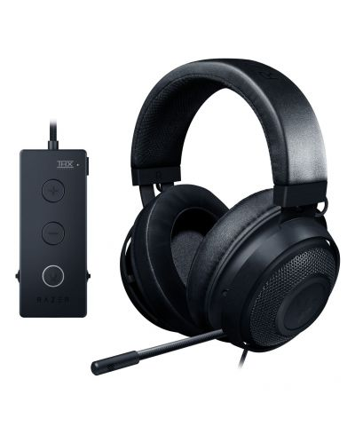 Гейминг слушалки Razer Kraken Tournament Edition - Black - 1