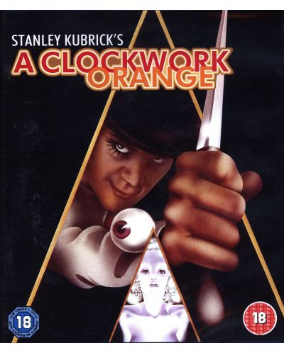 A Clockwork Orange (Blu-Ray) - 1