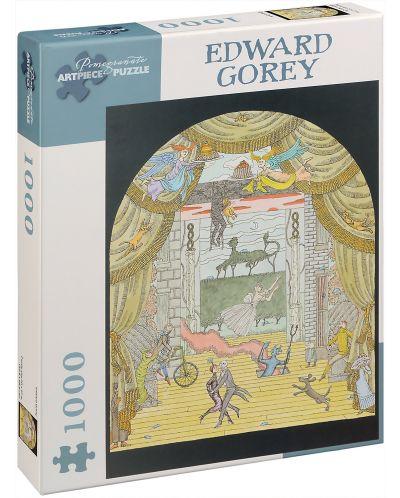 Пъзел Pomegranate от 1000 части - Театър, Едуард Гори - 1