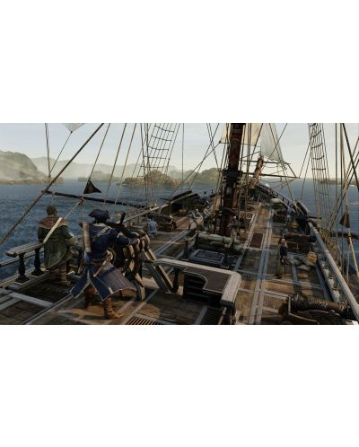 Assassin's Creed III Remastered + All Solo DLC & Assassin's Creed Liberation (Xbox One) - 10