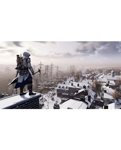 Assassin's Creed III Remastered + All Solo DLC & Assassin's Creed Liberation (PS4) - 4
