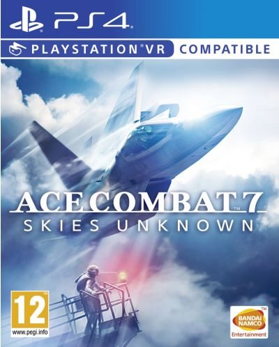 Ace Combat 7: Skies Unknown (PS4) - 1