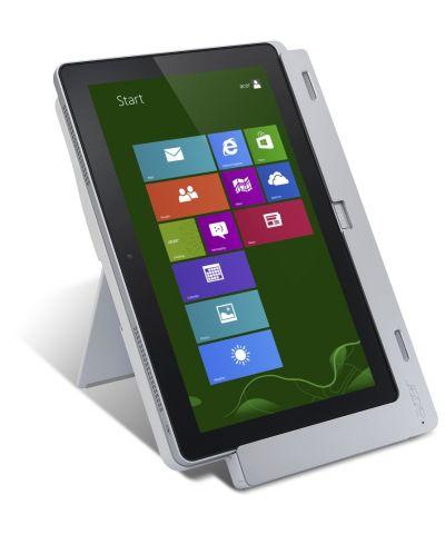 Acer Iconia W700 64GB с докинг станция и клавиатура - 3