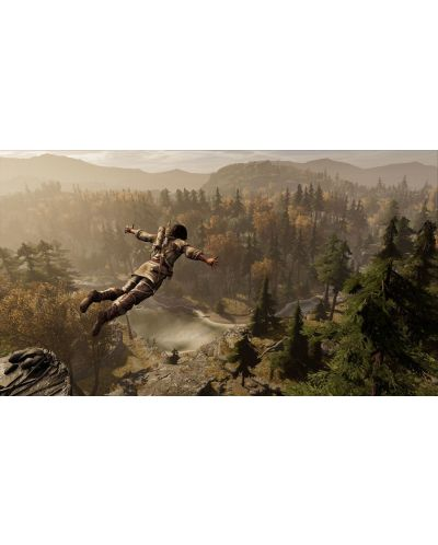 Assassin's Creed III Remastered + All Solo DLC & Assassin's Creed Liberation (PS4) - 9