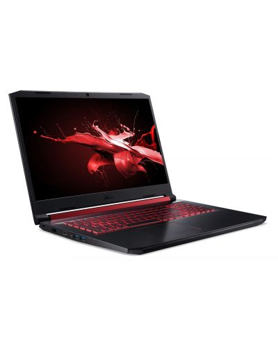 "Геймърски лаптоп Acer Nitro 5 - AN517-51-51KD,17.3"", FHD, черен - 2"