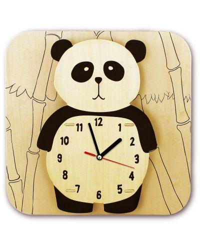 Стенен часовник Robo Time – Панда - 1