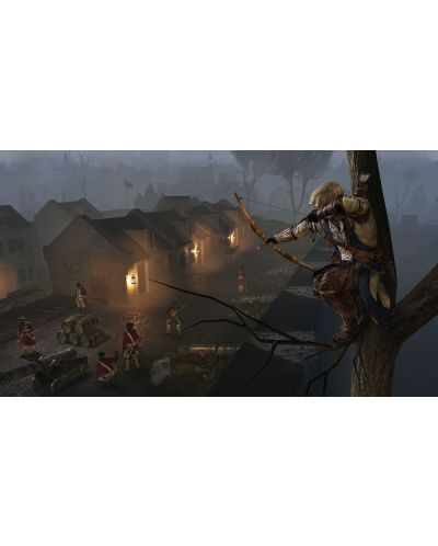 Assassin's Creed III Remastered + All Solo DLC & Assassin's Creed Liberation (PS4) - 3