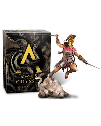 Assassin's Creed Odyssey Medusa Edition (PS4) - 1