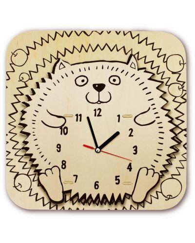 Стенен часовник Robo Time – Таралеж - 1