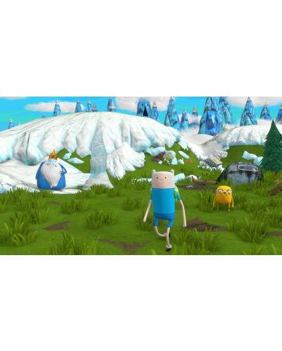 Adventure Time: Finn and Jake Investigations (PS4) - 4