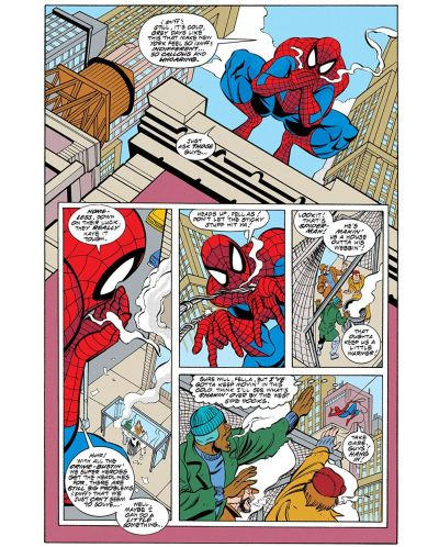 Adventures of Spider-Man: Sinister Intentions - 3