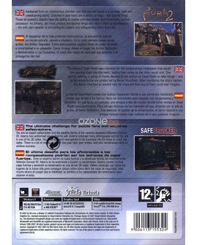Adventure Pack - Aura 2, Dead Reefs, Safecracker (PC) - 6