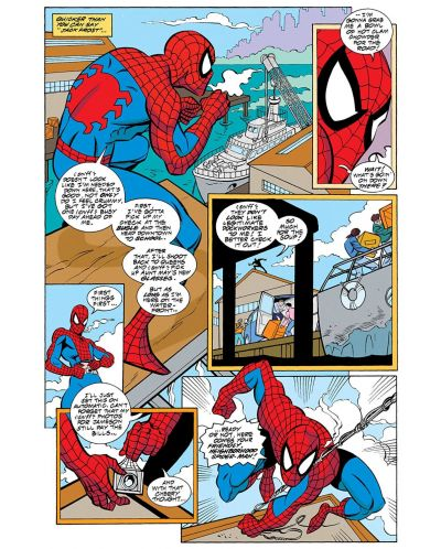 Adventures of Spider-Man: Sinister Intentions - 4