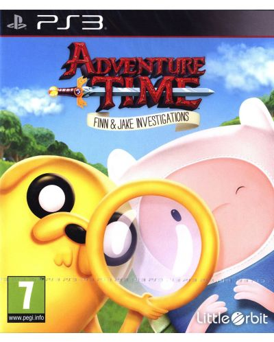 Adventure Time: Finn and Jake Investigations (PS3) - 1