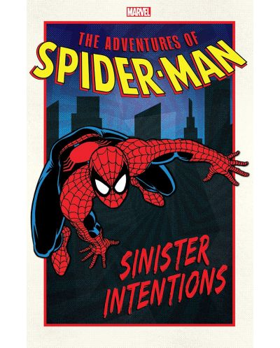 Adventures of Spider-Man: Sinister Intentions - 1