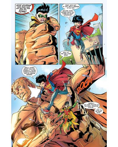 Adventures of the Super Sons Vol. 1: Action Detectives - 4