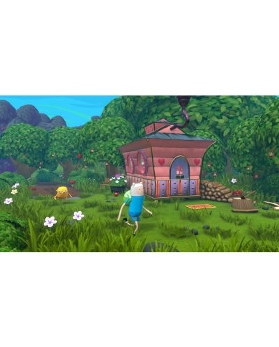 Adventure Time: Finn and Jake Investigations (PS3) - 9
