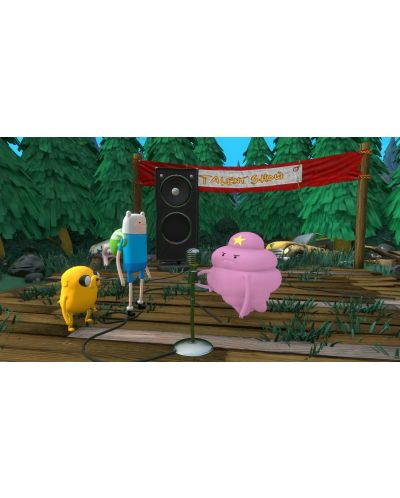 Adventure Time: Finn and Jake Investigations (PS3) - 8
