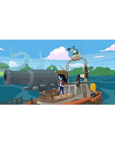 Adventure Time: Pirates of the Enchiridion (Xbox One) - 4