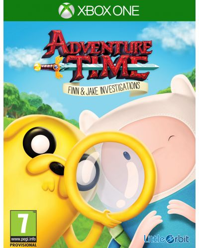 Adventure Time: Finn and Jake Investigations (Xbox One) - 1