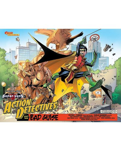 Adventures of the Super Sons Vol. 1: Action Detectives - 3