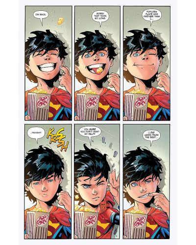 Adventures of the Super Sons Vol. 1: Action Detectives - 2