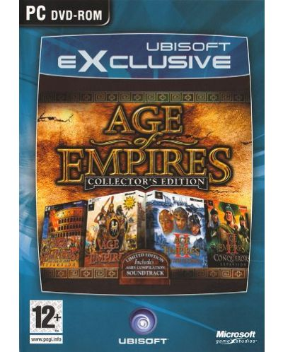 Age of Empires Collector's Edition (PC) - 1