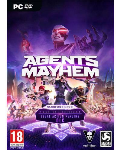 Agents of Mayhem: Day One Edition (PC) - 1