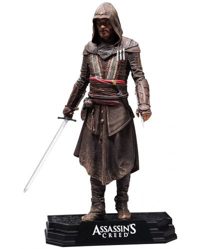 Екшън фигура Assassin's Creed Color Tops - Aguilar, 18 cm - 1