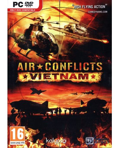 Air Conflicts: Vietnam (PC) - 1