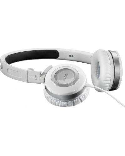 Слушалки AKG K430 - бели - 1