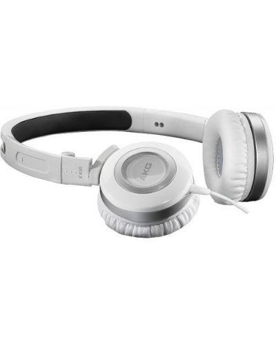 Слушалки AKG K430 - бели - 5