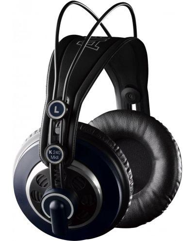 Слушалки AKG K240 MKІІ - черни - 1
