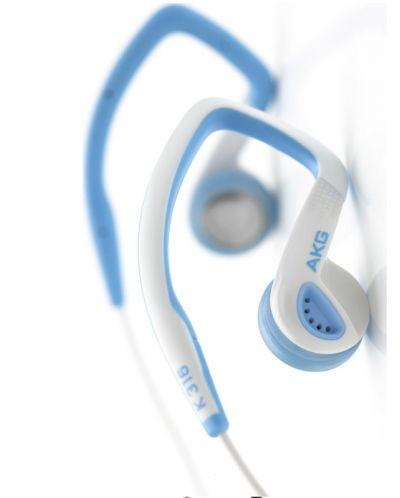 Слушалки AKG K316 - сини - 2