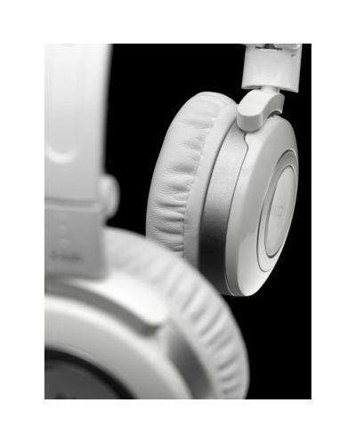 Слушалки AKG K430 - бели - 3