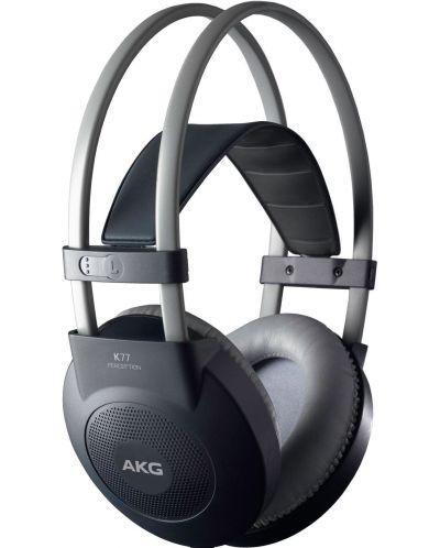 Слушалки AKG K77 Perception - сиви - 1