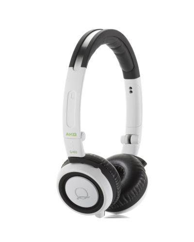 Слушалки AKG Q460 Mini - бели - 11