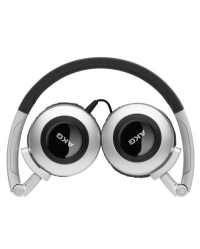 Слушалки AKG K430 - сребърни - 2