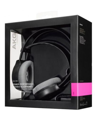 Слушалки AKG K512 MKII - черни - 3